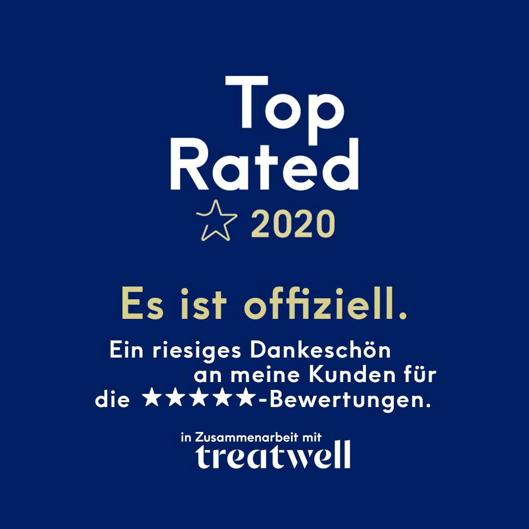 Treatwell Top Rated 2020